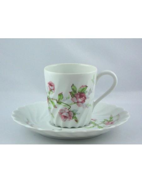 Lot de 1 tasse à café Porcelaine