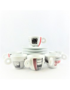 6 coffee cups no water no...