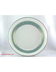Lot de 1 assiette Porcelaine