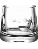 Lot de 1 verre en Cristal