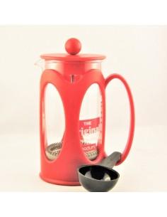 Cafetière à piston 8 tasses KENYA ROUGE BODUM