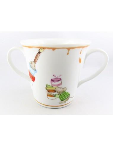 Baby cup SOURICETTE Bernardaud