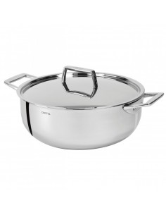 Pot with lid CASTEL'PRO CRISTEL