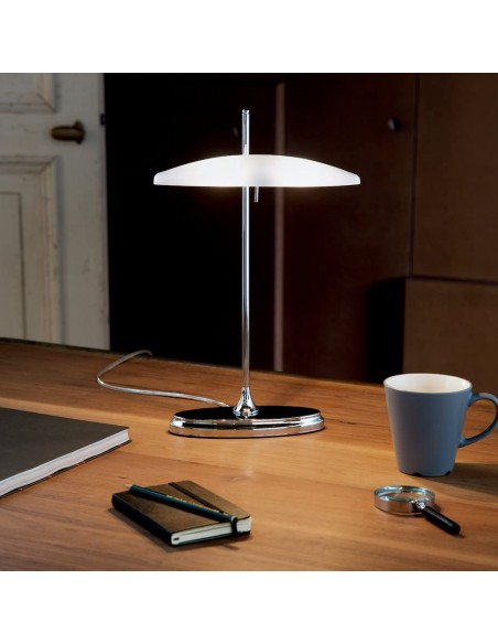 Table lamp CHROMO STUDIO IDEAL LUX