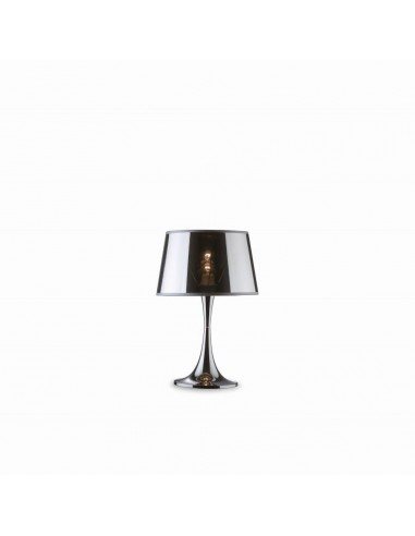 Table lamp LONDON CHROME IDEAL LUX