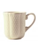 1 set of 1 earthenware vase with handle
